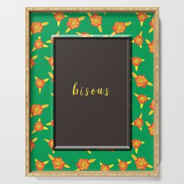 bisous Serving Tray