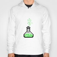 chemistry Hoodies featuring the chemistry by muffa