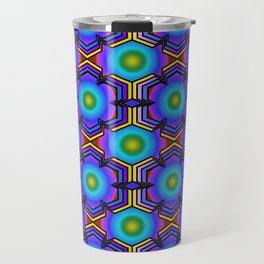 Arcade Neon Travel Mug