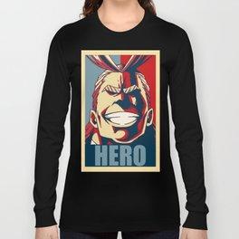 Boku no Hero Academia All Might Long Sleeve T-shirt