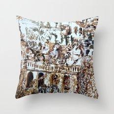Tivili Gardens Throw Pillow