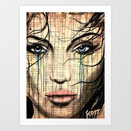 Fracture Art Print