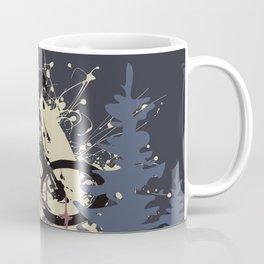 MTB Woods Coffee Mug