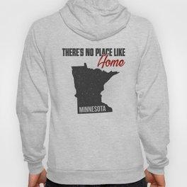 No place like home - Minnesota Hoody