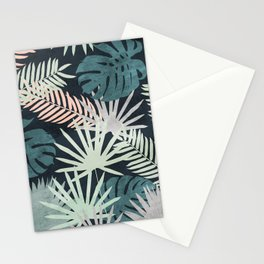 Tropicalia Night Stationery Cards