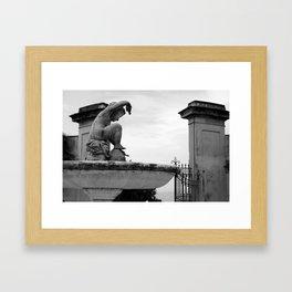 Bobili Framed Art Print