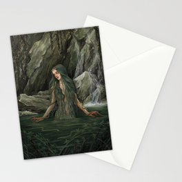 The Queen of Snakes Stationery Cards