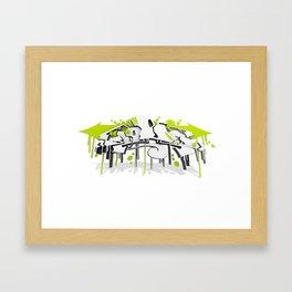 """""""SWEED"""" Framed Art Print"""