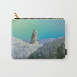 This is Not Easter Island Carry-All Pouch