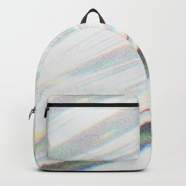 White Noise Backpack