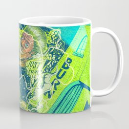 Acid Electric Burn Coffee Mug