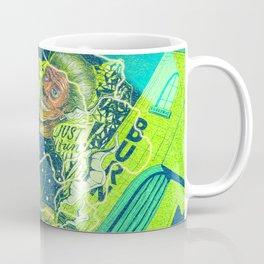 Acid Electric Burn Coffee Mug