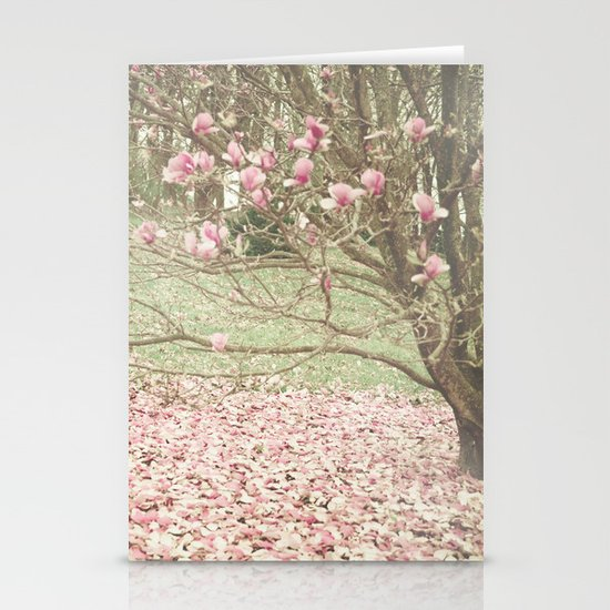 Surrendering Stationery Cards