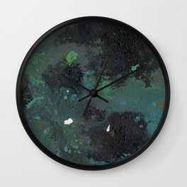 Planet Earth Wall Clock