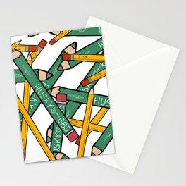 Pencils Pencils Pencils Stationery Cards