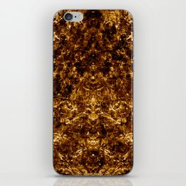 ash-0004-superstructure-gold-s4 iPhone Skin