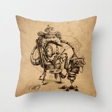 #20 Throw Pillow