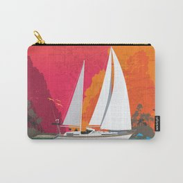 Sailing to Delos Carry-All Pouch