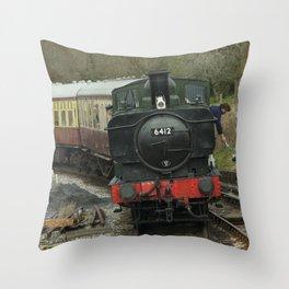 Token Pannier Tank Throw Pillow