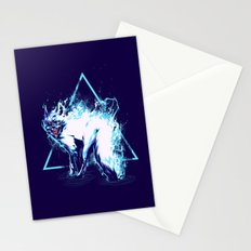 flaming Fox Stationery Cards