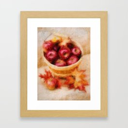 Autumn Harvest Framed Art Print