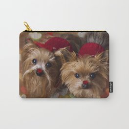 Dog love - Pet photography Carry-All Pouch