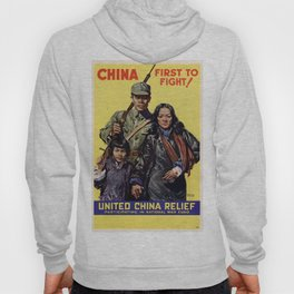 United China Hoody
