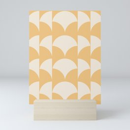 Cleo Pattern - Sunrise Mini Art Print