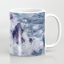 Monet : Storm At Belle Ile Coffee Mug