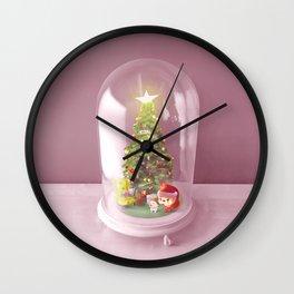 Xmas Decor Wall Clock