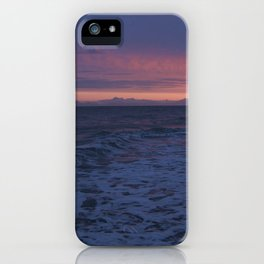 Before the Runs iPhone Case