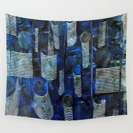 Twists and Turns Wall Tapestry