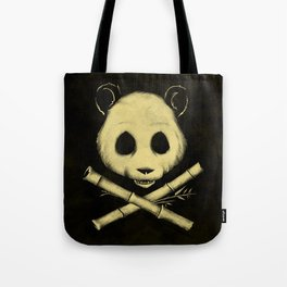 The Jolly Panda Tote Bag