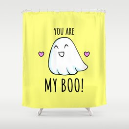 Haunted Love Shower Curtain