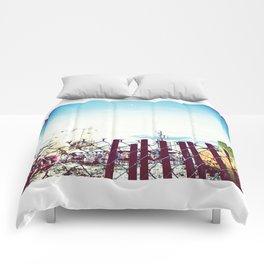 City Life   Winning in Wynwood Comforters