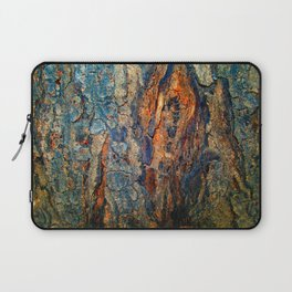 Bark Texture 17 Laptop Sleeve
