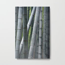 Bamboo Forest, Arashiyama Grove Sagano. Kyoto, Japan. Travel print - Photography wall art. Art print. Metal Print