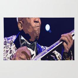 Blues Rug