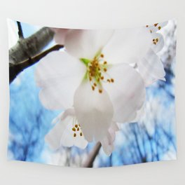 Cherry Blossom-1 Wall Tapestry