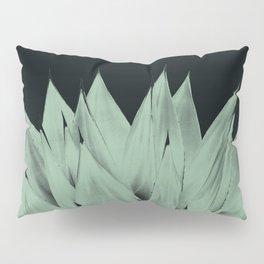 Agave Dark Night Vibes #1 #tropical #decor #art #society6 Pillow Sham