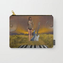 Sands of Music Carry-All Pouch