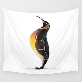 Emperor penguin Wall Tapestry