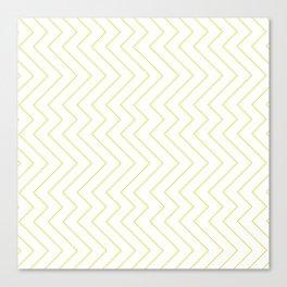 YARA ((chartreuse)) Canvas Print