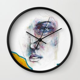 Uncertain Hour Before Morning Wall Clock