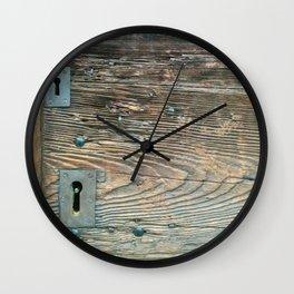 Door Wall Clock