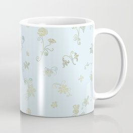 Fancy Flowers Coffee Mug
