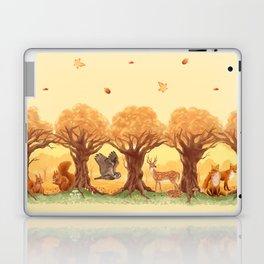 Sunny Forest Laptop & iPad Skin