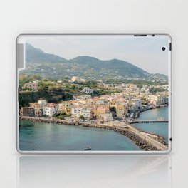 Ischia Italy Overlook Laptop & iPad Skin