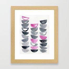 Bowls #4 Framed Art Print