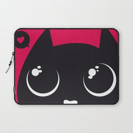 Love cat Laptop Sleeve